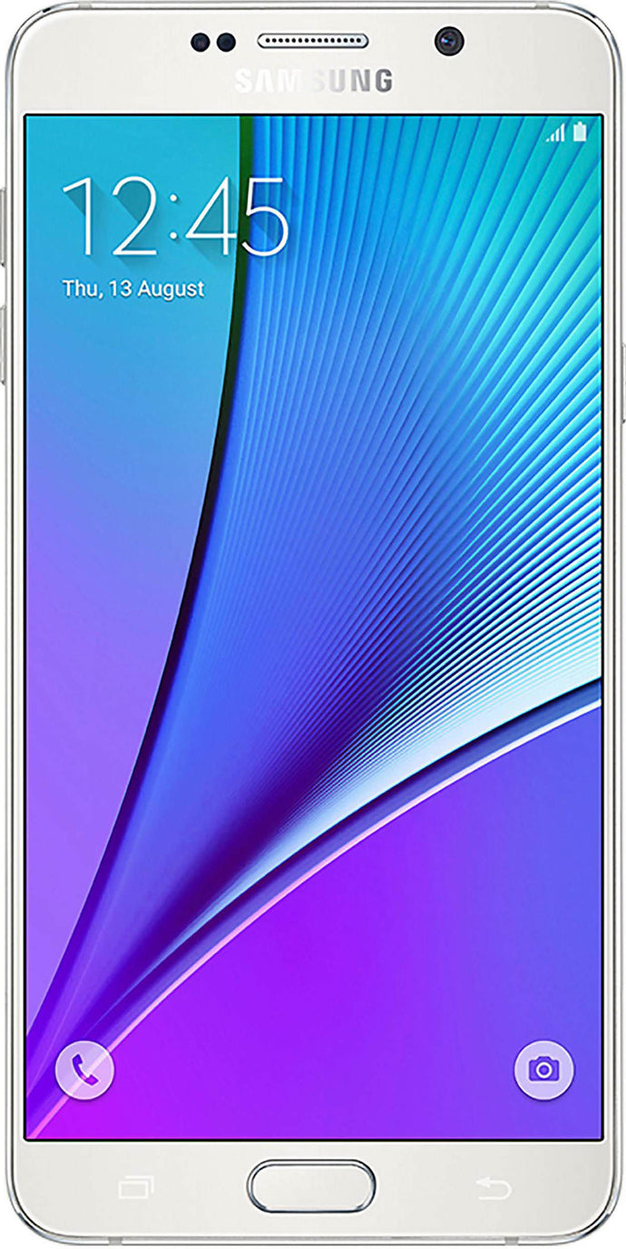 Galaxy Note 5 32GB White Pearl (GSM Unlocked)