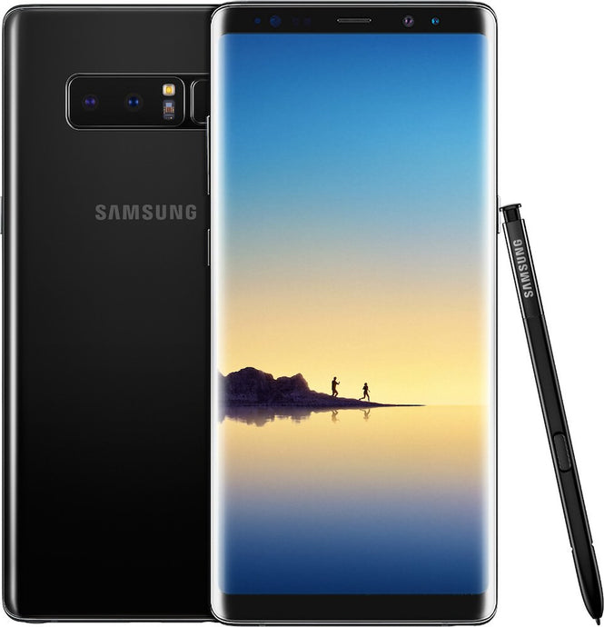 Galaxy Note 8 64GB Midnight Black (GSM Unlocked)