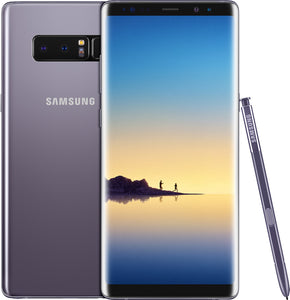 Galaxy Note 8 128GB Orchid Gray (GSM Unlocked)