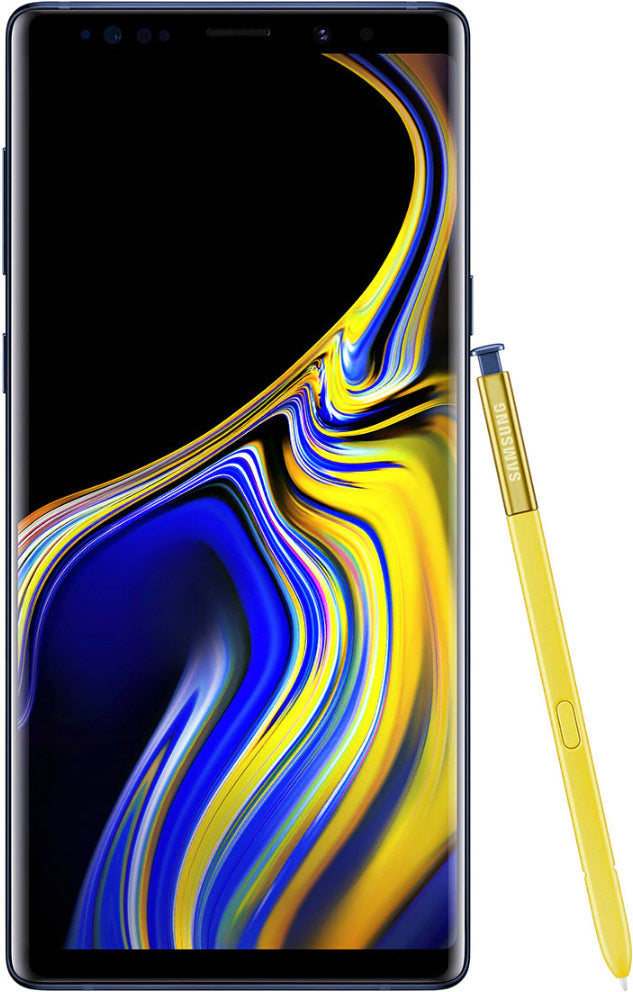 Galaxy Note 9 512GB Ocean Blue (GSM Unlocked)