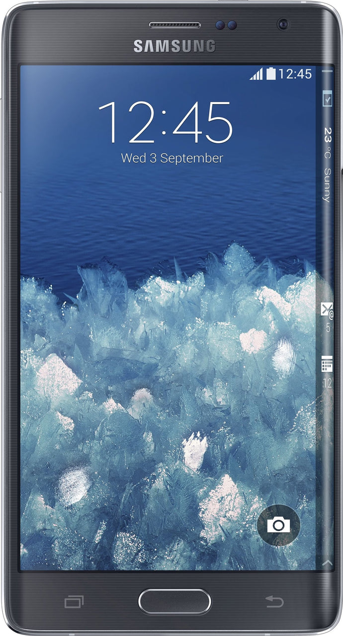 Galaxy Note Edge 32GB Charcoal Black (Verizon Unlocked)