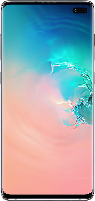 Galaxy S10 Plus 128GB Prism White (GSM Unlocked)