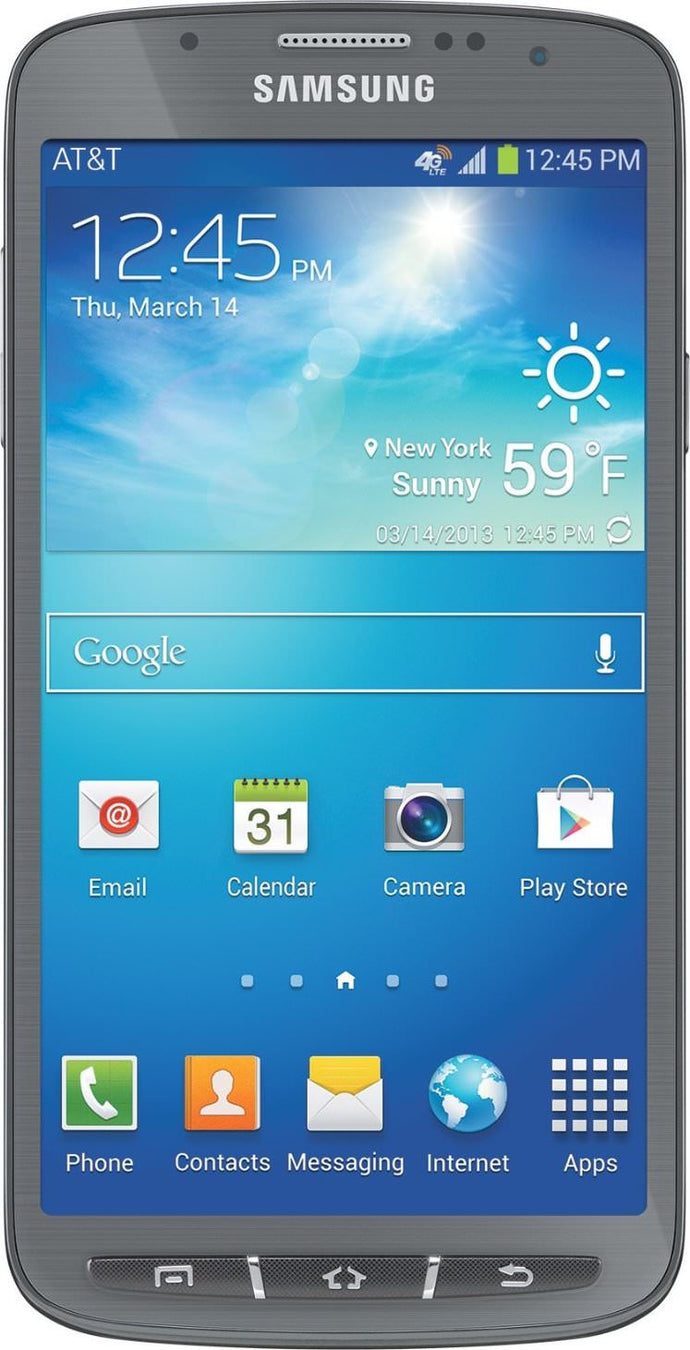 Galaxy S4 Active 16GB Urban Grey (AT&T)