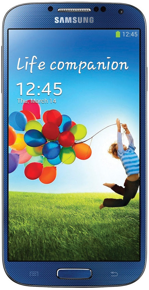 Galaxy S4 32GB Blue Arctic (GSM Unlocked)