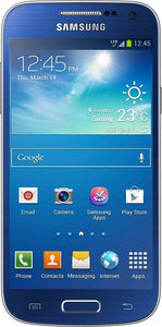 Galaxy S4 Mini 16GB Blue Arctic (GSM Unlocked)