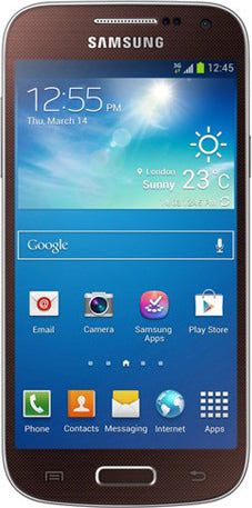 Galaxy S4 Mini 16GB Brown Autumn (AT&T)