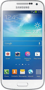 Galaxy S4 Mini 8GB White Frost (AT&T)