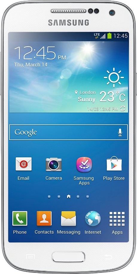 Galaxy S4 Mini 8GB White Frost (Verizon)