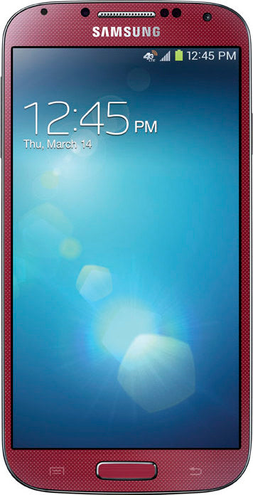 Galaxy S4 16GB Red Aurora (T-Mobile)