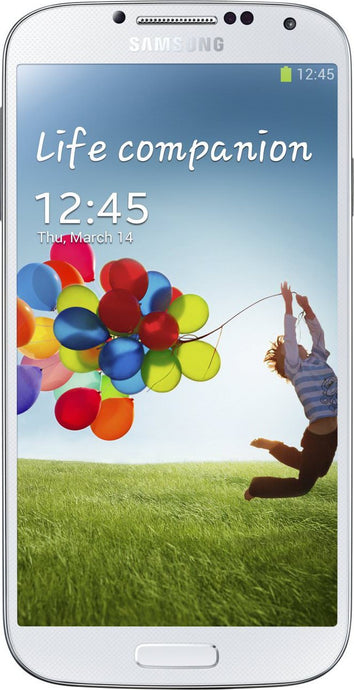 Galaxy S4 16GB Frost White (AT&T)