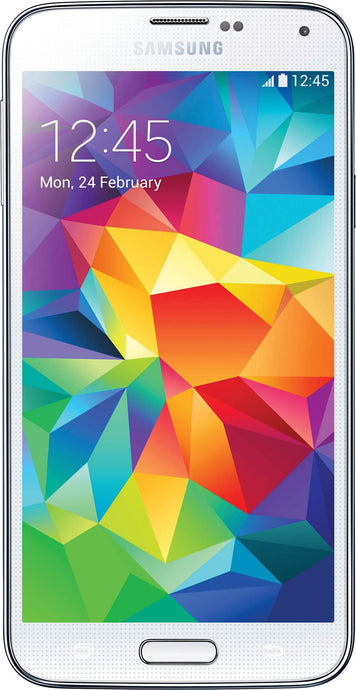 Galaxy S5 16GB Shimmery White (AT&T)