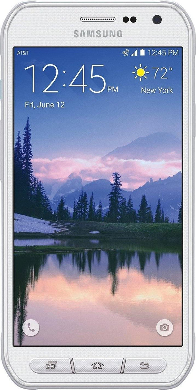 Galaxy S6 Active 32GB Camo White (GSM Unlocked)
