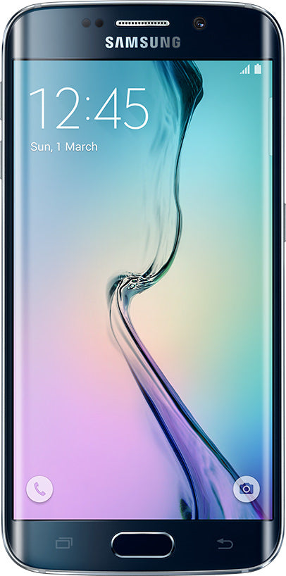 Galaxy S6 Edge 128GB Black Sapphire (Verizon)