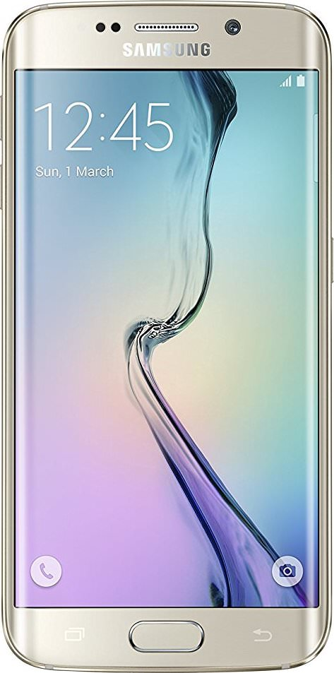 Galaxy S6 Edge 128GB Gold Platinum (Sprint)
