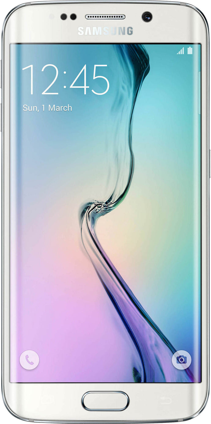 Galaxy S6 Edge 128GB White Pearl (Verizon)