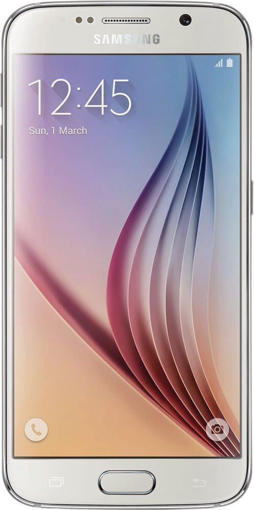 Galaxy S6 64GB White Pearl (GSM Unlocked)