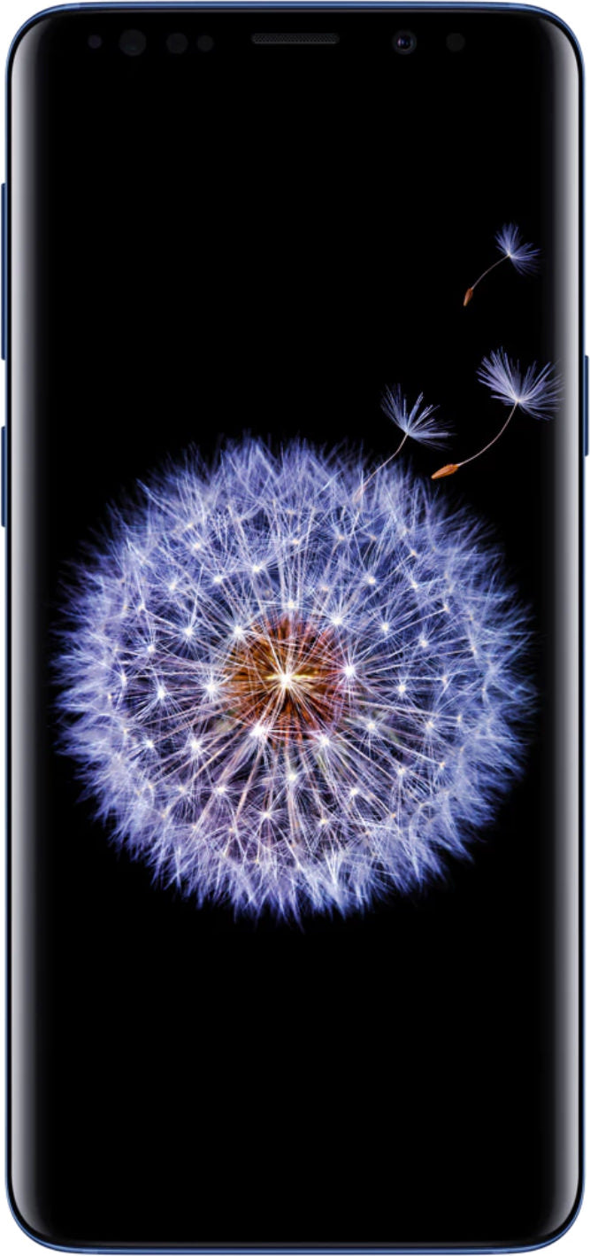 Galaxy S9 128GB Coral Blue (GSM Unlocked)