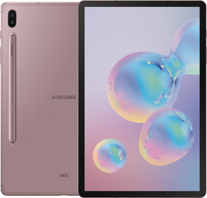 Galaxy Tab S6 128GB Rose Blush (AT&T)