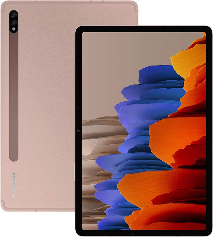 Galaxy Tab S7 Plus 128GB Mystic Bronze (WiFi)