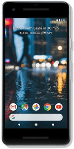 Google Pixel 2 64GB Clearly White (GSM Unlocked)