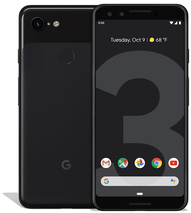 Google Pixel 3 128GB Just Black (Verizon Unlocked)