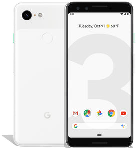Google Pixel 3 128GB Clearly White (GSM Unlocked)
