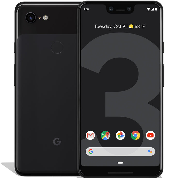 Google Pixel 3 XL 128GB Just Black (GSM Unlocked)