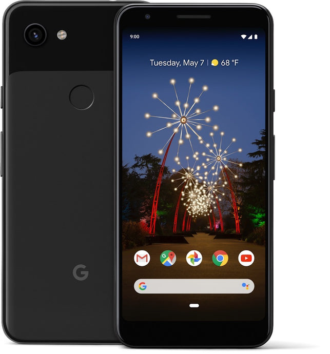 Google Pixel 3a 64GB Just Black (GSM Unlocked)