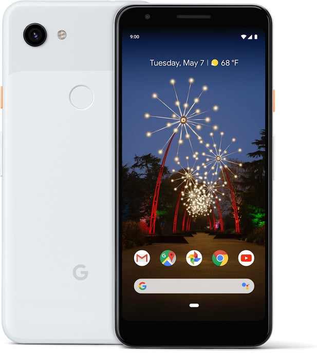 Google Pixel 3a XL 64GB Clearly White (GSM Unlocked)