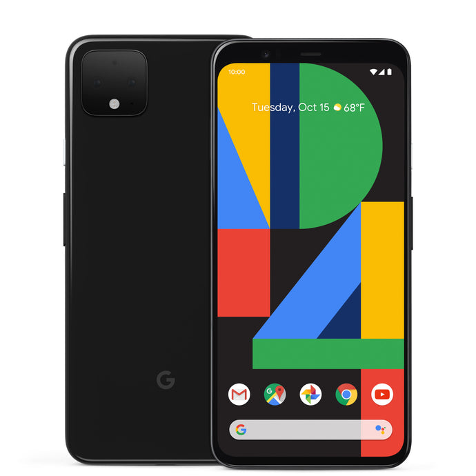 Google Pixel 4 128GB Just Black (GSM Unlocked)