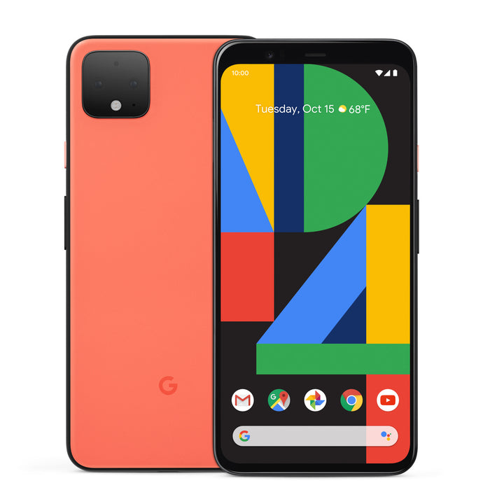 Google Pixel 4 128GB Oh So Orange (GSM Unlocked)