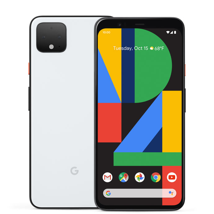 Google Pixel 4 64GB Clearly White (GSM Unlocked)
