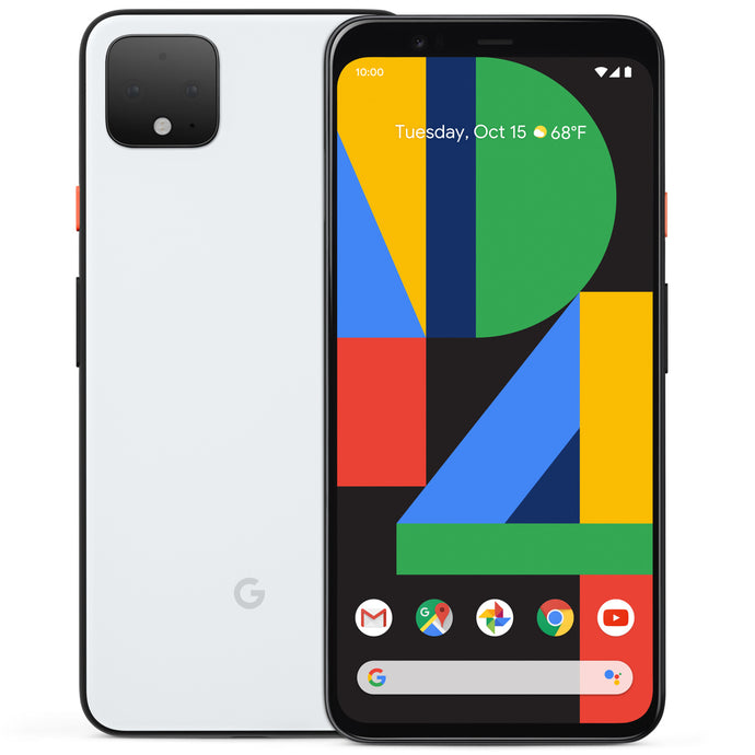 Google Pixel 4 XL 128GB Clearly White (GSM Unlocked)