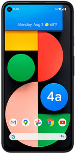 Google Pixel 4a 5G 128GB Just Black (GSM Unlocked)