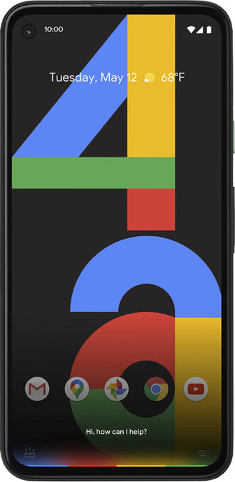 Google Pixel 4a 128GB Just Black (GSM Unlocked)