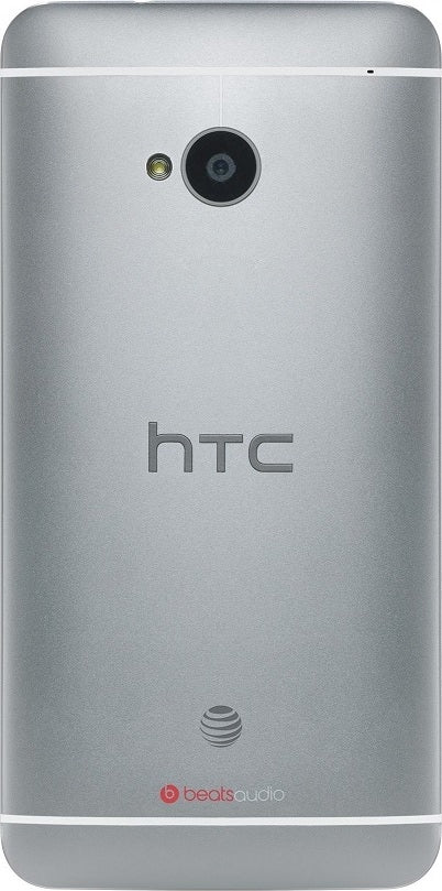 HTC One M7 64GB Silver (GSM Unlocked)