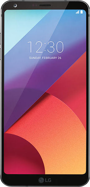 LG G6 32GB Astro Black (Sprint)