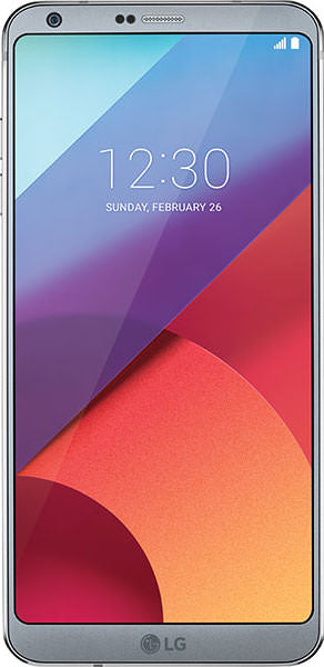 LG G6 64GB Ice Platinum (Verizon)