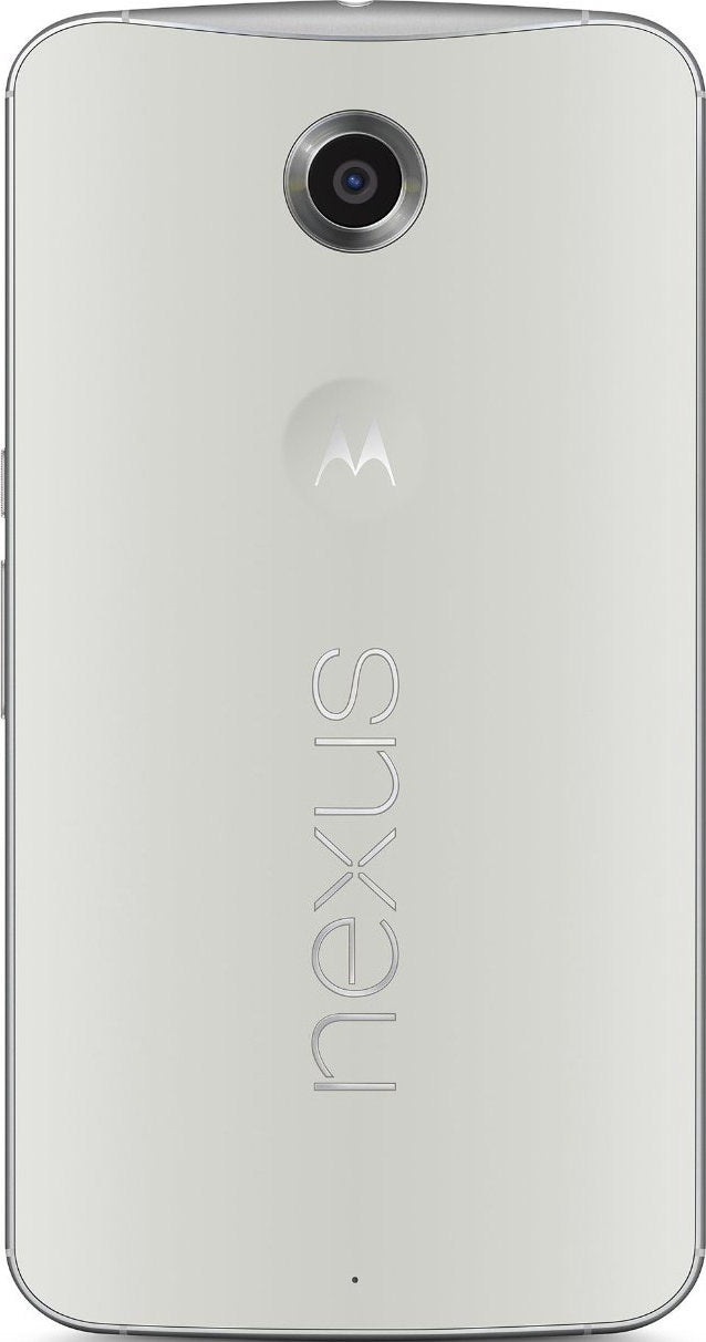 Nexus 6 32GB White (GSM Unlocked)