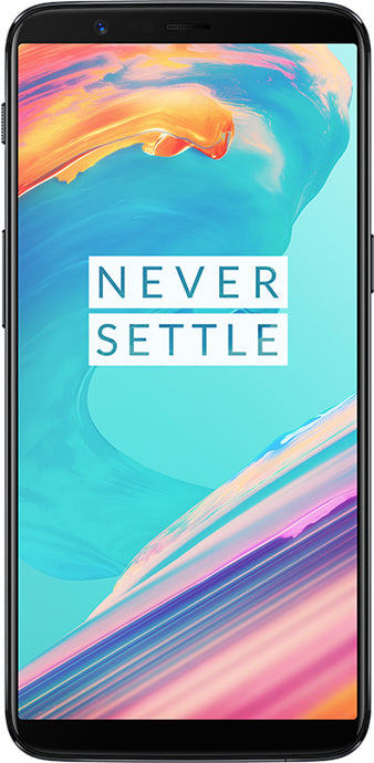 OnePlus 5T 64GB Midnight Black (GSM Unlocked)