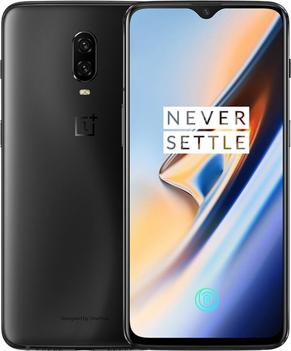 OnePlus 6T 128GB Midnight Black (GSM Unlocked)