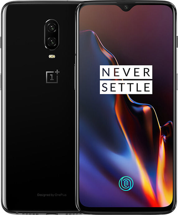 OnePlus 6T 128GB Mirror Black (T-Mobile)