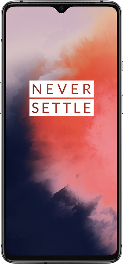 OnePlus 7T 128GB Frosted Silver (GSM Unlocked)