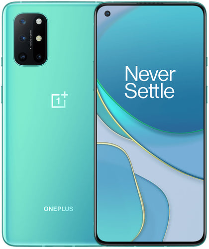 OnePlus 8T 5G 256GB Aquamarine Green (GSM Unlocked)