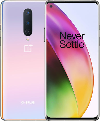 OnePlus 8 256GB Interstellar Glow (GSM Unlocked)