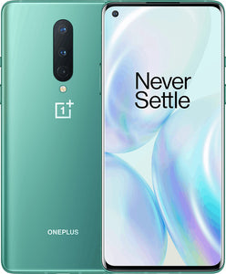 OnePlus 8 256GB Glacial Green (GSM Unlocked)