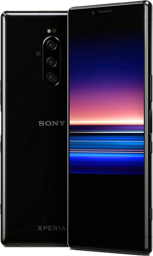 Xperia 1 128GB Black (GSM Unlocked)