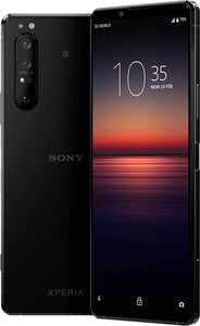 Xperia 1 II 256GB Black (GSM Unlocked)