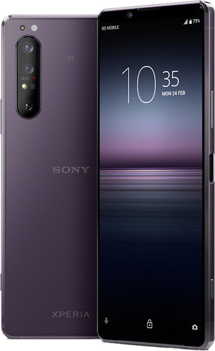 Xperia 1 II 256GB Purple (GSM Unlocked)