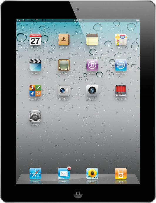 iPad 2 16GB Black (GSM Unlocked)